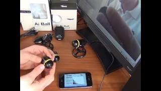 Беспроводная Wi-Fi миникамера Ai-Ball - SpecAgent.RU(Предлагаем Вашему вниманию новейшую модель миниатюрной беспроводной Wi-Fi видеокамеры Ai-Ball с возможностью..., 2013-04-02T12:20:42.000Z)