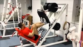 видео Икроножные мышцы: 5 способов заставить их расти