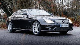 MERCEDES CLS55 AMG *TRACTION OFF*