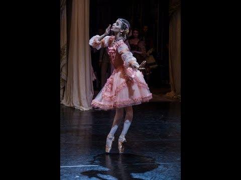 【バレエ】人形妖精の軽やかで可愛らしいヴァリエーション【フェアリードール】