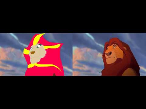 Pokemon as the Lion King Circle of life Movie intro Side  Side