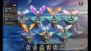 обзор игры Рыцарь Небес(Dragon Knight)
