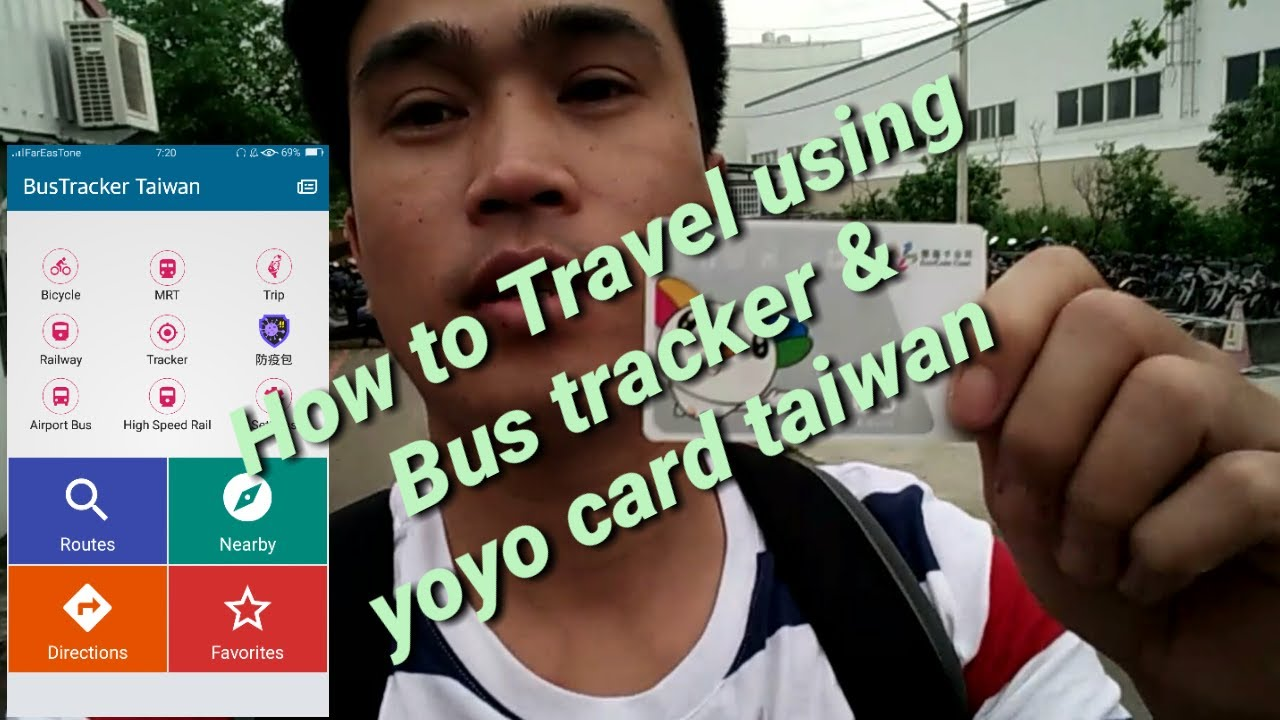 how to travel taiwan using apps  yoyo card  youtube
