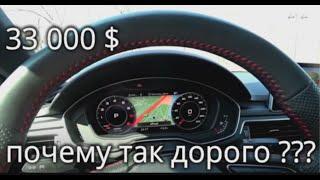 Миссия не выполнима или Выбор Audi A4 Quatrro с Николаем Таранухой