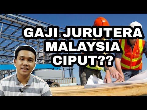 Gaji Engineer Malaysia Ciput?? Betul ke?