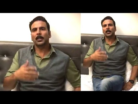 ANGRY Akshay Kumar's SHOCKING Comment On Surgical Strike & Kicking Out Pakistani Actors