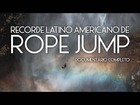 Recorde de Rope Jump SSF - DOCUMENTÁRIO COMPLETO