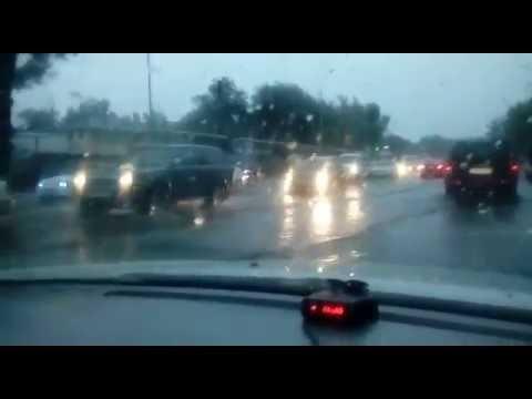 Потоп в Алматы
