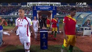 Tunisie vs Guinée (2-0) - Eliminatoires CDM 2018