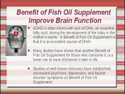Benefit of fish oil supplement youtube for What are the benefits of fish oil
