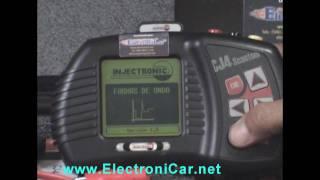demostracion de scanner y osciloscopio cj4