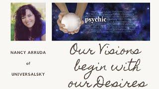 Episode #1 Season #2 The Psychic and Intuitive Nancy Arruda