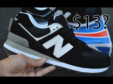 I Bought the New Balance 574 for $13!