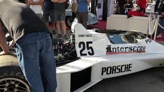 Porsche Rennsport Reunion VI Interscope Porsche