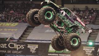 Birmingham AL Highlights Monster Jam 2019