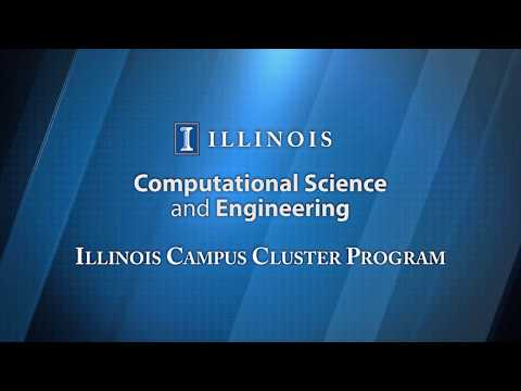 CSE Illinois Campus Cluster Program Training:  LESSON 1 - Creating an Account