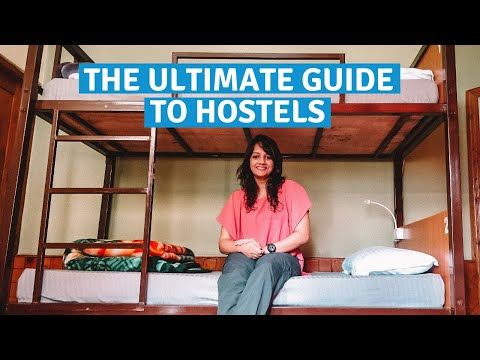 THE ULTIMATE GUIDE TO HOSTELS - How To Book A Hostel, FAQ's & Why You Should Stay In A Hostel!