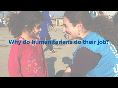 Millions of reasons why - World Humanitarian Day 2016