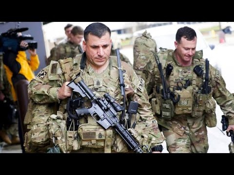 U.S. Army Paratroopers Arrives in Kuwait, Middle East | Response to Increased Threat Against the US?