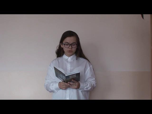 Изображение предпросмотра прочтения – МадинаКириленко читает произведение «Матренин двор» А.И.Солженицына