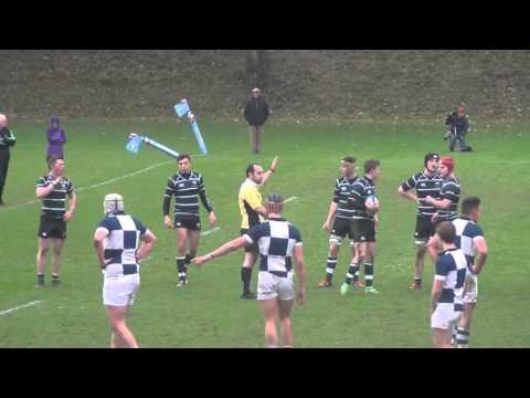 Eastbourne College v St John's School 2015 1st half