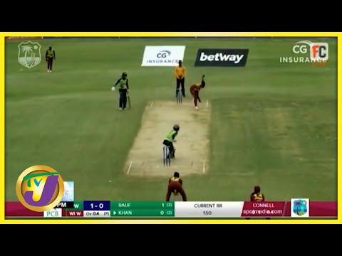 Clean Sweep Windies Women Wins Series against Pakistan - July 4 20