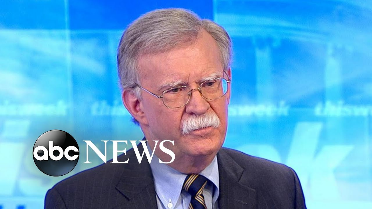 With North Korea, 'leverage is on our side right now': John Bolton
