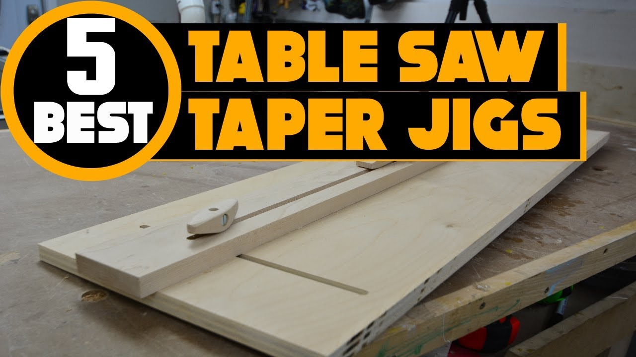 Taper Jig 12 Best Budget Table Saw Taper Jigs Review 12   Cheapest Taper  Jig Buying Guide