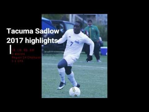 Tacuma Sadlow Illinois Central College 2017