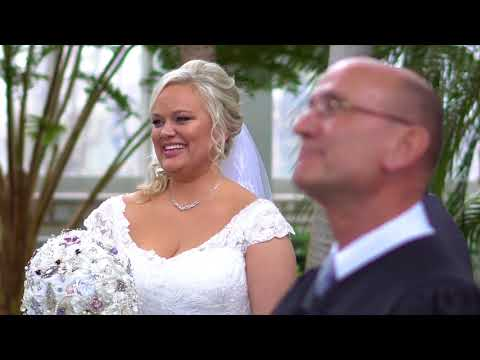 Applause Productions Full Ceremony Lexi and Daniel  Jewel Box St Louis MO
