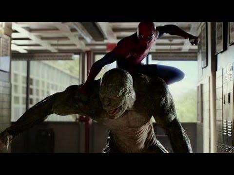The Amazing Spiderman 1  Combat Au Lycée Scène Mythique