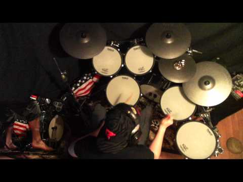 Fear Factory - Slave Labour (Drum Cover)