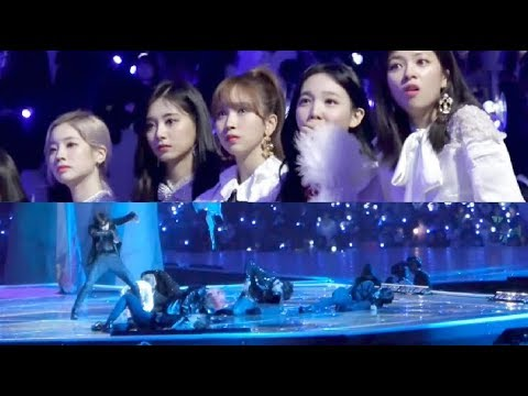 20181212 TWICE's Reaction to BTS