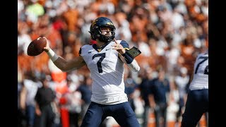 Will Grier Throws Game-Winning Touchdown Against Texas
