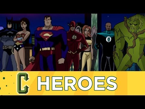 Collider Heroes - New Justice League Animated Series Coming?
