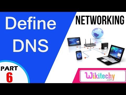 DNS | Computer Networking Interview Questions and Answer|videos|freshers|experienced