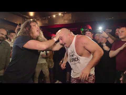 Joey Janela vs. Chris Dickinson Inter Species Wrestling unified title match! (Death Match 8)