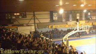 Στιγμές από το Ηρακλής - ΑΕΚ: 51-73 - YellowFever.gr