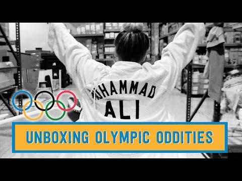 Lighting Up Olympic Oddities