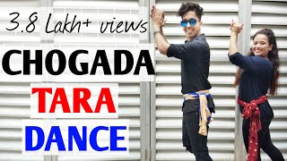 CHOGADA TARA Song | Loveratri | Bolly-Garba Dance Video | Dharmesh Nayak Choreography | ft. Ayesha