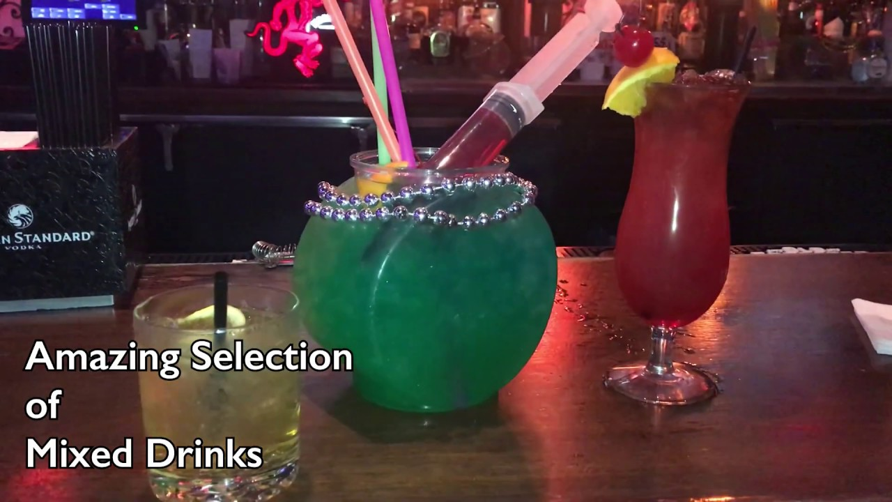 The Best Bars To Get Tipsy At In Downtown Fullerton - Tusk