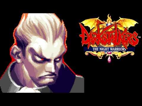 Darkstalkers: The Night Warriors - Demitri Stage (Sega Genesis Remix)