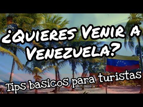 ¿Como Prepararte Para Visitar Venezuela? || Tips para Turistas || Viajar a Venezuela