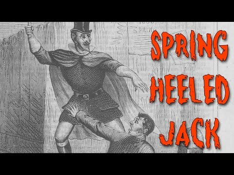 Spring-heeled Jack (After Dark)