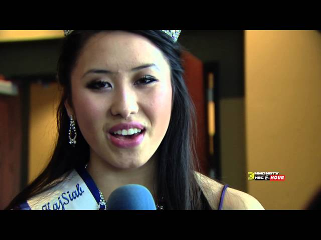3HMONGTV E-HOUR: A Quick Preview of Miss Hmong Teen J4 2014