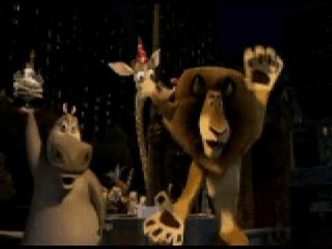 Cumpleaños Feliz Madagascar Castellano Youtube