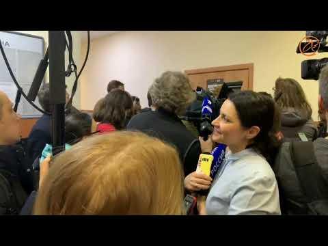 Вернется ли русская Сара Коннор в Боткинскую больницу? Трансляция из зала суда в Петербурге