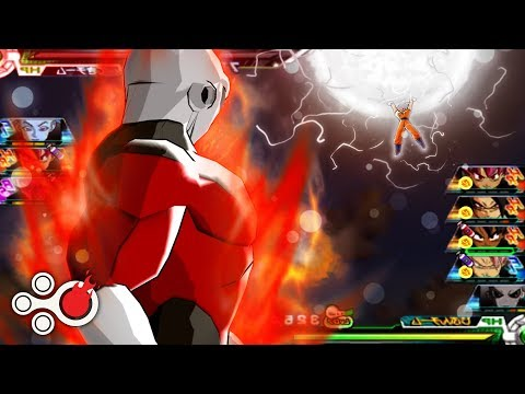 JIREN'S EPIC BATTLE!?! 1080p 60FPS Dragon Ball Heroes