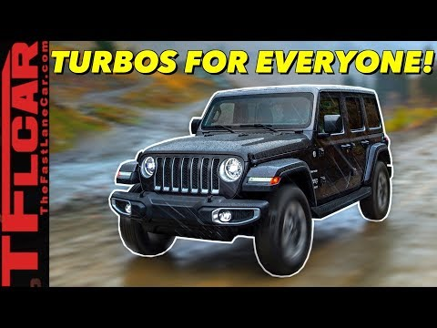AF: 2020 Jeep Wrangler FINALLY gets the diesel   Allpar Forums