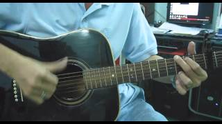 Burt Bacharach_I'll never fall in love again_cover guitar